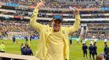 Burro van Rankin en el Estadio Azteca