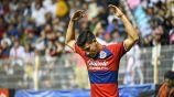 Uriel Antuna en un partido de Copa MX con Chivas