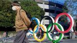 Anillos Olímpicos en la capital nipona, Tokio