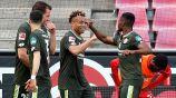 Mainz remontó desventaja de dos goles y empató al Köln