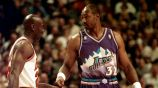 "Karl Malone sobre Michael Jordan: ""Yo también era un hijo de pu..."""