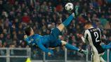 Chilena de Cristiano Ronaldo ante la Juventus