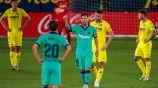 Messi agradece el intento de un pase filtrado