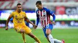 Chivas: Ángel Zaldívar volvió a vestir la playera rojiblanca después de año y medio