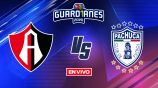 EN VIVO Y EN DIRECTO: Atlas vs Pachuca Guardianes 2020 J11