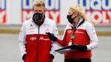 F1: Hijo de Michael Schumacher no pudo debutar por mal clima
