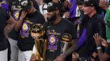 Lakers: Tom Brady felicitó a Lebron James por su cuarto título