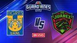 EN VIVO Y EN DIRECTO:  Tigres vs Juárez Apertura 2020 Jornada 15