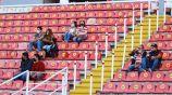 Estadio Victoria con público