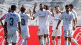 Real Madrid se impuso al Huesca