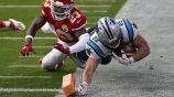 NFL: Christian McCaffrey podría perderse varias semanas por lesión