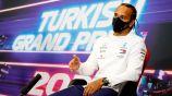 """Lewis Hamilton: """"Quiero seguir con Mercedes"""""""