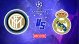 EN VIVO Y EN DIRECTO: Inter de Milán vs Real Madrid