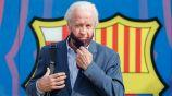 Carles Tusquets previo a una presentación
