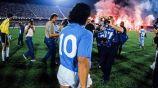 Maradona: Napoli no habría podido fichar hoy en día al Pelusa