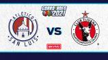 EN VIVO Y EN DIRECTO: Atlético de San Luis vs Tijuana