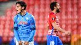 Elmas en lamento con Napoli ante Granada
