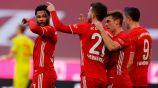 Bayern Munich: Retomó la senda del triunfo al golear al Colonia