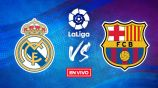 EN VIVO Y EN DIRECTO: Real Madrid vs Barcelona