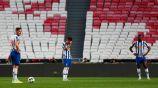 Porto empató con Benfica y dejó servido el título para el Sporting