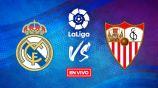 EN VIVO Y EN DIRECTO: Real Madrid vs Sevilla Jornada 35