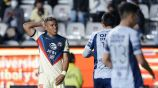 Roger Martínez se lamenta tras la derrota en Pachuca