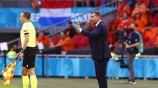 Shevchenko en derrota ante Países Bajos
