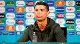 Eurocopa: UEFA pidió a jugadores no retirar botellas de patrocinadores