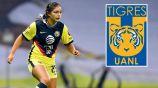 Liga MX Femenil: Tigres oficializó llegada de Jana Gutiérrez