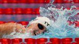 Tokio 2020: Ledecky debe contentarse con el primer récord olímpico de los 1.500