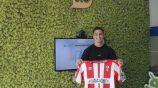 Paolo Medina, nuevo jugador del Logroñes de España