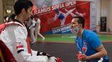 Óscar Salazar: 'No regreso a México si no se va la actual federación de taekwondo'