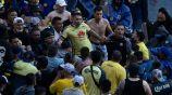 América: Aficionados de las Águilas protagonizaron pelea durante juego vs Necaxa