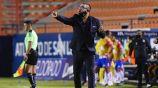 Antonio Mohamed en partido con Rayados