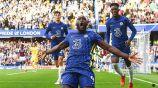 Los jugadores del Chelsea celebrando un gol