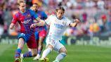 Luka Modric durante el Clásico Español