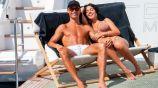 Cristiano Ronaldo posa junto a Georgina Rodríguez