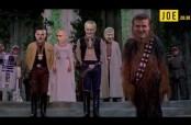 Embedded thumbnail for Milagro de Leicester, en parodia estilo Star Wars