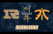 Embedded thumbnail for Royal Never Give Up aplasta ilusiones de Europa en Worlds
