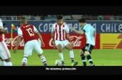 Embedded thumbnail for Trump pide muro 'anti-Argentina' en comercial de Copa América