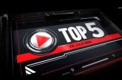 Embedded thumbnail for TOP 5 RÉCORD del viernes 22 de julio