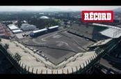 Embedded thumbnail for Impresionante recorrido por el Autódromo Hermanos Rodríguez