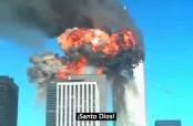 Embedded thumbnail for Nuevo video de atentado a Torres Gemelas se hace viral