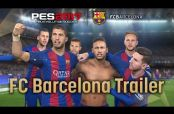 Embedded thumbnail for Barça luce su 'tiki-taka' en gameplay de PES2017