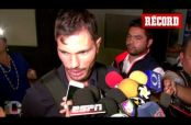 Embedded thumbnail for José María Basanta asegura que 'un gol no es nada'