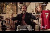 Embedded thumbnail for Eric Cantona se suma a la fiebre norirlandesa por Will Grigg