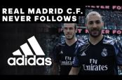 Embedded thumbnail for Adidas lanza campaña para el tercer uniforme del Real Madrid