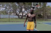 Embedded thumbnail for Pogba y Lukaku se miden en una reta de básquet