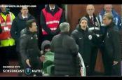 Embedded thumbnail for Mourinho y Klopp protagonizan tremenda discusión