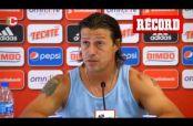 Embedded thumbnail for Almeyda sueña con llegar y ganar Libertadores